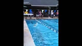 Barigit swimming