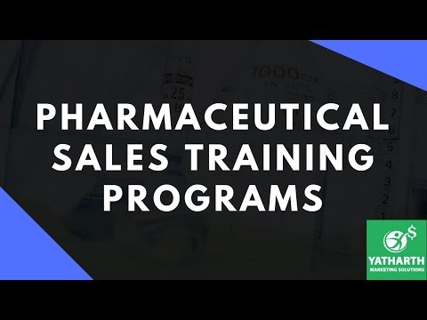 Top Pharmaceutical Sales Training Programs India Online - YouTube