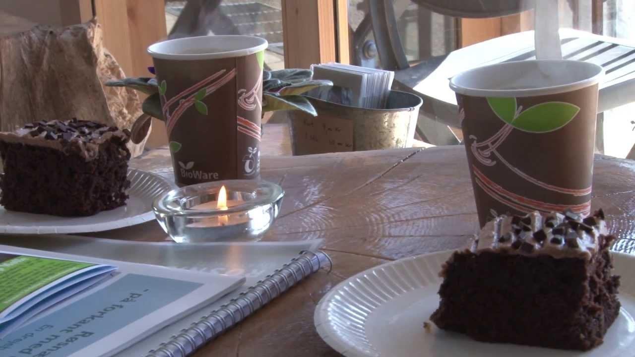 Frivillige driver cafe i Røsnæs Fyr