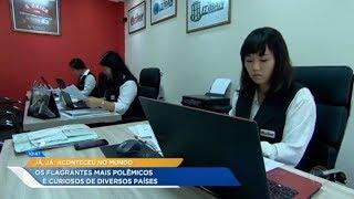 Empresas Recrutam Brasileiros Para Trabalhar No Japão