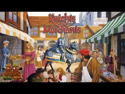 Knights and Merchants Remake - Retro, které si zaslouží pozornost!