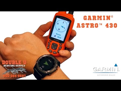 Garmin Astro 430 Product Overview