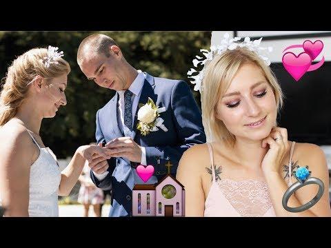 Svatba ❤️ Jak to všechno proběhlo a jak to dopadlo?