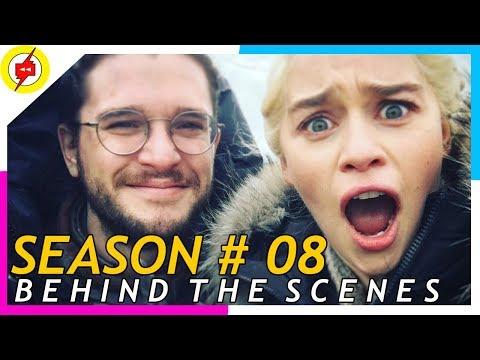GAME OF THRONES Season 8 | BTS | Behind The Scene | HBO