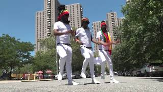 Active Dancers: The Viral Dancing Rastas