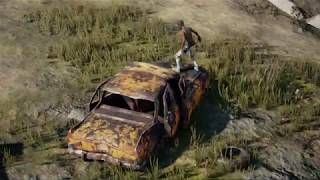 PlayerUnknown's Battlegrounds climbing, vaulting, and weather trailer