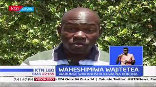 Waheshimiwa wajitetea: Je Korona iko bungeni au la?