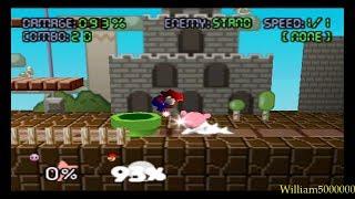 Super Smash Bros. [N64] - Kirby Combos - dooclip.me