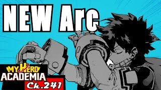 Endeavor Is Changing Society and Kaminari Traitor?|| My Hero Academia Ch 241 Impressions Review