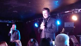 Mark Feehily singing Love Is A Drug and Only You live at The Ruby Lounge in Manchester
