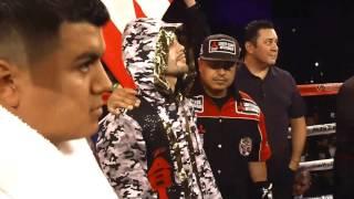 Ring TV LIVE | Full Fight Michael PEREZ vs. Petr PETROV  | Fantasy Springs | 9.30.2016