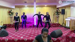 Thanksgiving Sunday: Praise Dancers Performance