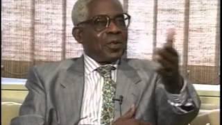 Afrique Aimé Césaire et Leopold Sedar Senghor
