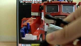 MP-4 Masterpiece Convoy / Optimus Prime - part 2
