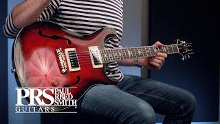Paul Reed Smith SE Hollowbody Standard - MT Video