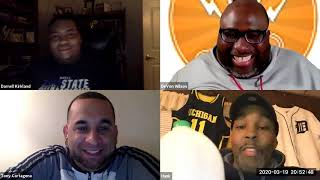 One Mic: Special Guest-Wisconsin Sports Network Reporter Tony Cartagena