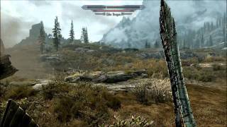 Skyrim Mod Spotlight: Live Another Life & Sepherose's Dragon Skins