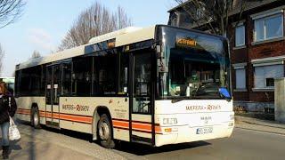 preview picture of video '[Sound] Bus MAN EL 283 (NE-NX 600) der Fa Wefers Reisen GbR, Korschenbroich'