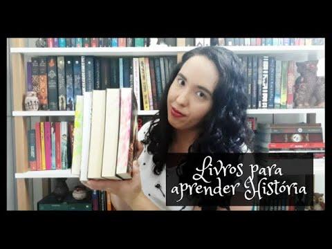 Livros para aprender História sem perceber que está estudando | VEDA 28 | Um Livro e Só