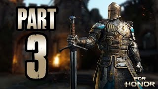 ► For Honor ALPHA | #3 | Samurai Orochi! | CZ Lets Play / Gameplay [1080p] [PC]
