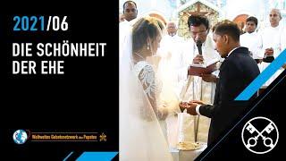 Gebetsintention im Juni: Die Schönheit der Ehe