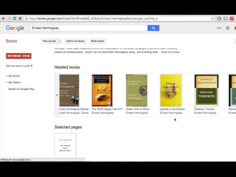 Make Google Book Searches Feel More Like Browsing A Virtual Library