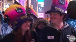 BEBE REXHA I'M A MESS  Live Times Square New Years Eve 2019