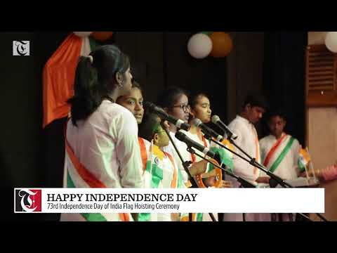 VIDEO: Indians celebrate Independence Day in Oman