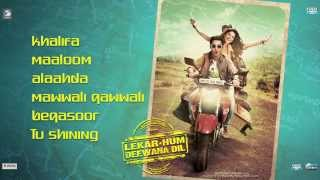 Full Songs - Jukebox - Lekar Hum Deewana Dil