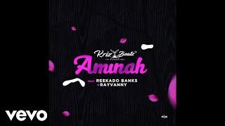 Krizbeatz Aminah Feat Reekado Banks  Rayvanny