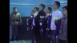 Yuframe отряд подкаблучников))