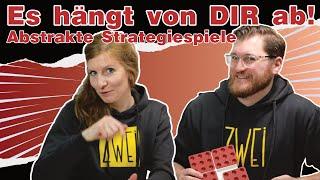 Brettspiele für 2 - Strategiespiele mit kurzen Regeln - Schneller Einstieg in euer Duell!