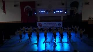 preview picture of video 'Burdur Anadolu Lisesi-  2010 - Halk Oyunları Gençler Stilize İl Birincisi'