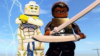 БОГ СКОРОСТИ И БЛЕЙД в LEGO Marvel's Avengers!
