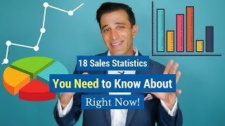 18 Sales Statistics You Need to Know About Right Now!