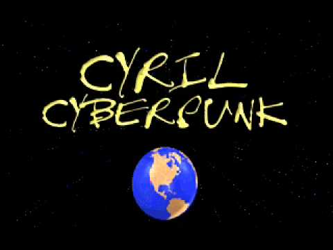 Cyril Cyberpunk level 3 theme Living Quarters