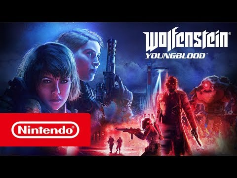 Wolfenstein: Youngblood - E3 2019 Trailer (Nintendo Switch) thumbnail