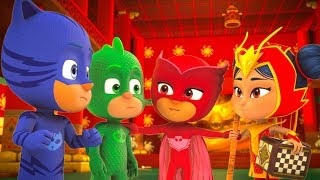 PJ Masks Official | Love Friends #2 ❤️ Valentine's Day Special | Cartoons for Kids