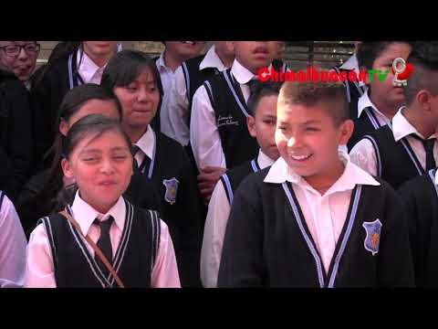 Rehabilitamos escuela del barrio Saraperos