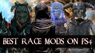 Top Ten Race Mods For Skyrim On PS4