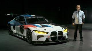 [오피셜] The first-ever BMW M4 GT3.