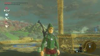 [Zelda BotW] Tingle's Outfit Location (EX Treasure: Fairy Clothes)