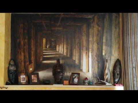 Great-Art  Papel pintado fotográfico, Mina de Sal Wieliczka MURAL