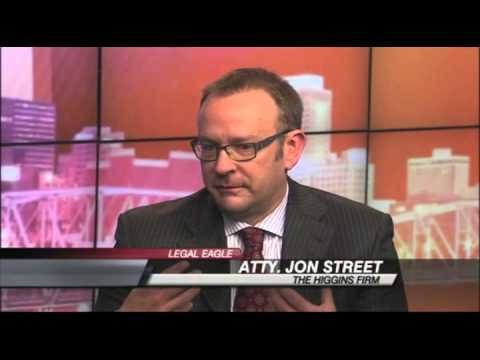 Attorney Jon Street Discusses Legal Issues of Unpaid InternshipsVideo