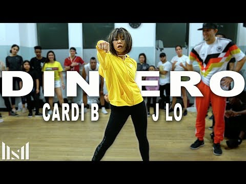 Jennifer Lopez - DINERO ft Cardi B Dance | Matt Steffanina & Alyson Stoner mp3