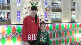 Поздравление с Новым Годом от Дианы Анкудиновой (Diana Ankudinova)