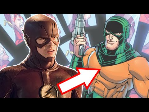 Who is Mirror Master? - The Flash Season 3