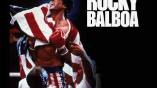 Rocky Soundtrack - No Easy Way Out