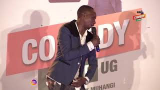 Alex Muhangi Comedy Store Sept 2019   Bobi Brown & Nilo Nilo