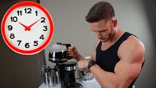 Morning Coffee: Are You Drinking it too Soon after Waking?